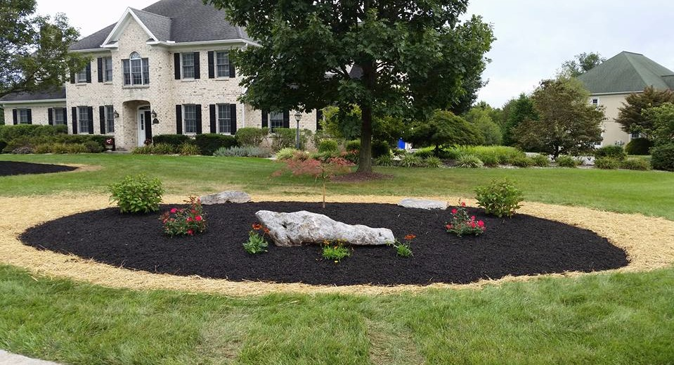 You'll love showing off your new landscape